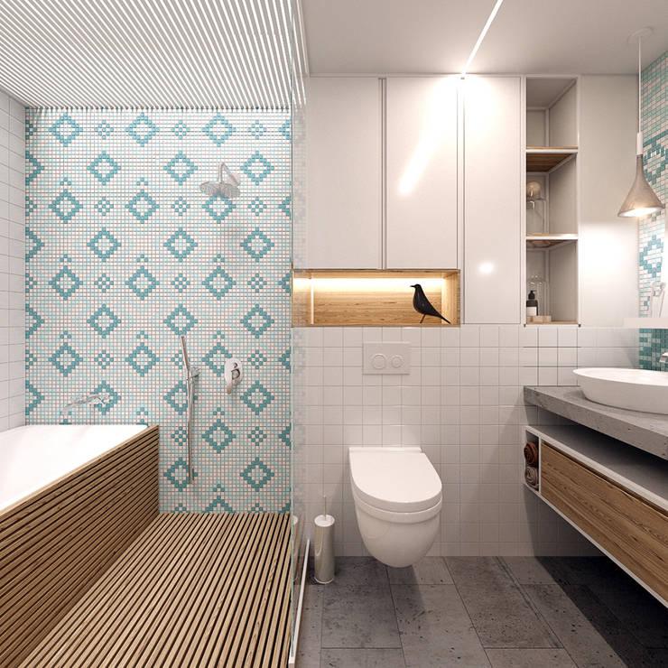 浴室 by KYD BURO
