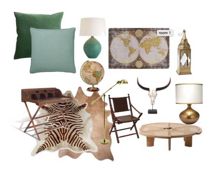 Africa Mood :   por Rafaela Fraga Brás Design de Interiores & Homestyling