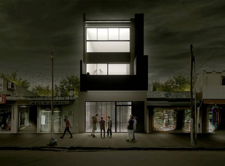 Loft C131:  de estilo  por Estudio 2s   Arquitectos