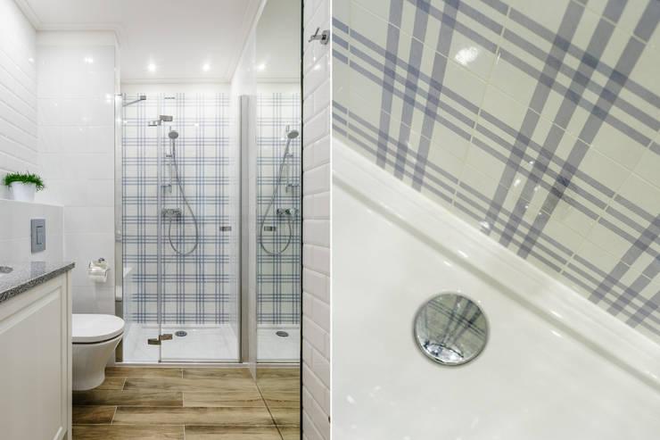 Bathroom by Anna Serafin Architektura Wnętrz, Mediterranean