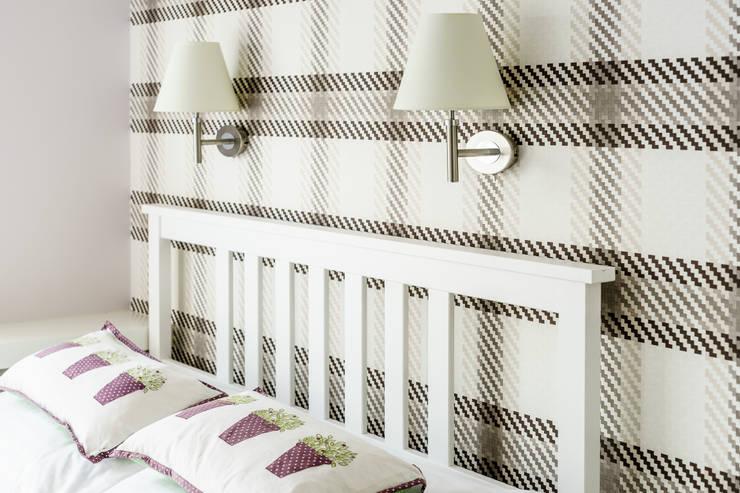 Bedroom by Anna Serafin Architektura Wnętrz, Mediterranean