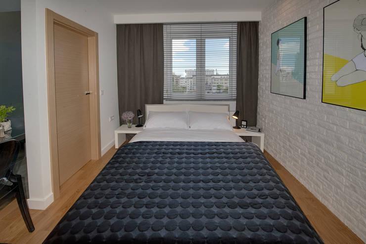 Bedroom by Anna Serafin Architektura Wnętrz