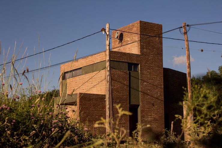 LOFT M&D: Casas de estilo  por ONO Arquitectos