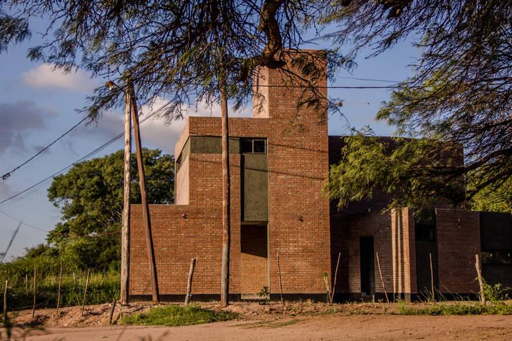 LOFT M&D: Casas de estilo  por ONO Arquitectos,Moderno