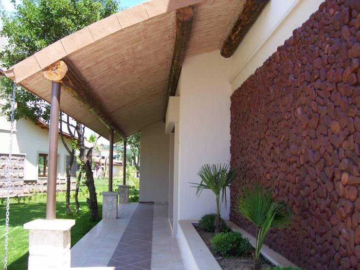 منازل تنفيذ SAYTAS SABUNCUOGLU YAPI VE TIC.LTD.STI.