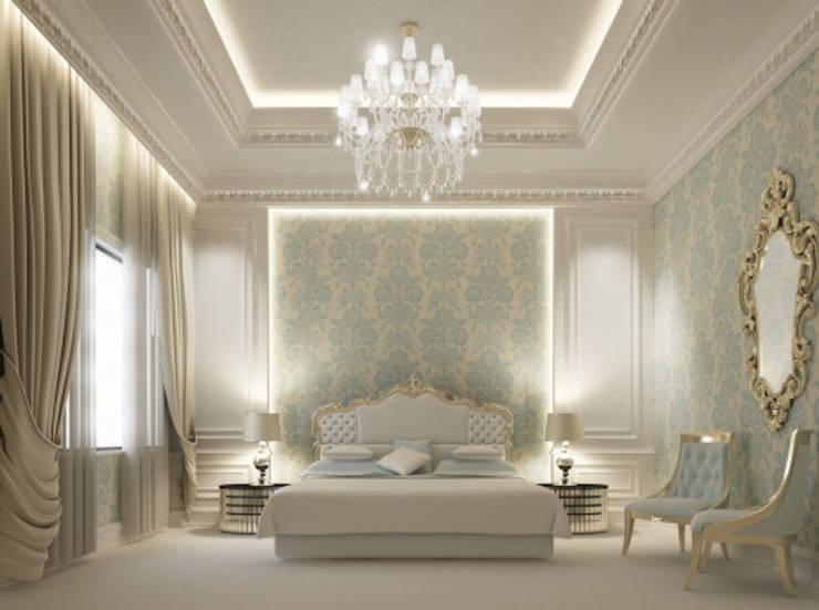 غرفة نوم تنفيذ IONS DESIGN