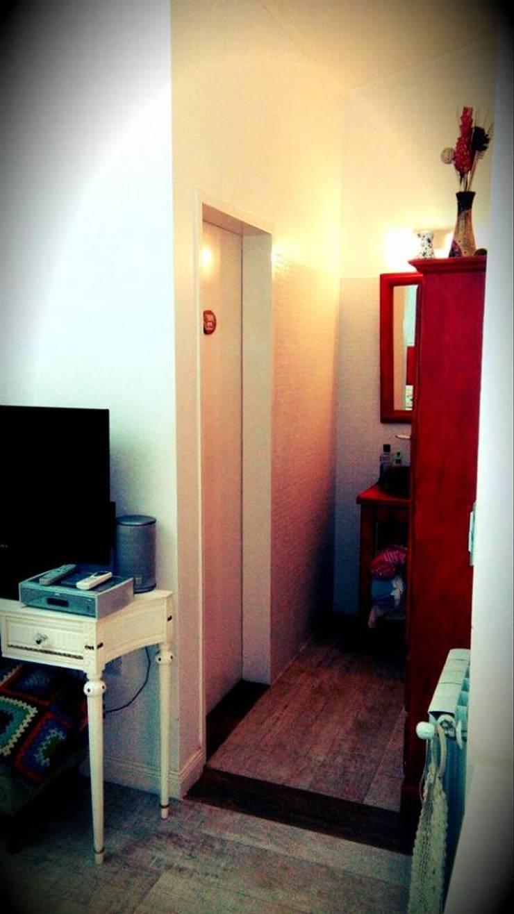 Vivienda Unifamiliar : Dormitorios de estilo  por ArquitectoRossiniTulio,