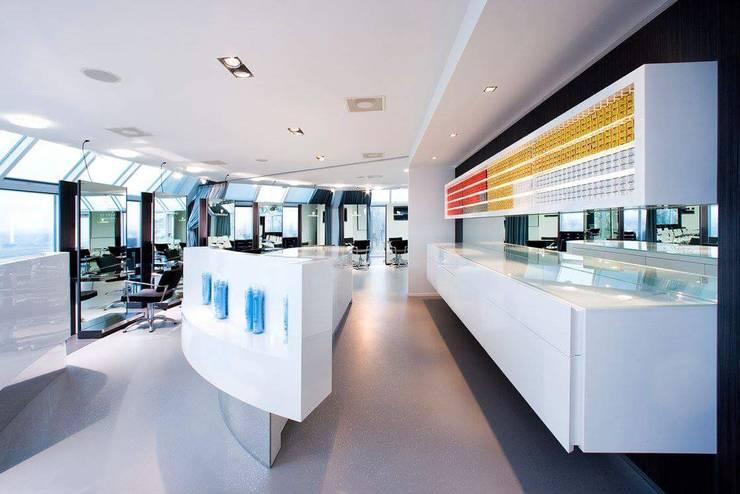 Schwarzkopf academy :  Scholen door Beekmans Design