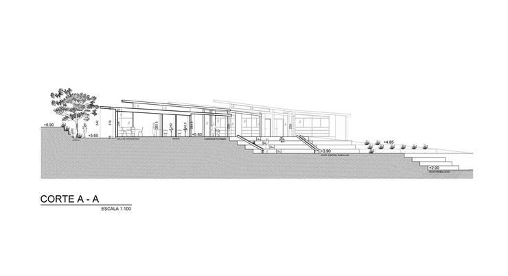 Parvulario Sagrada Familia:  de estilo  por Vibra Arquitectura
