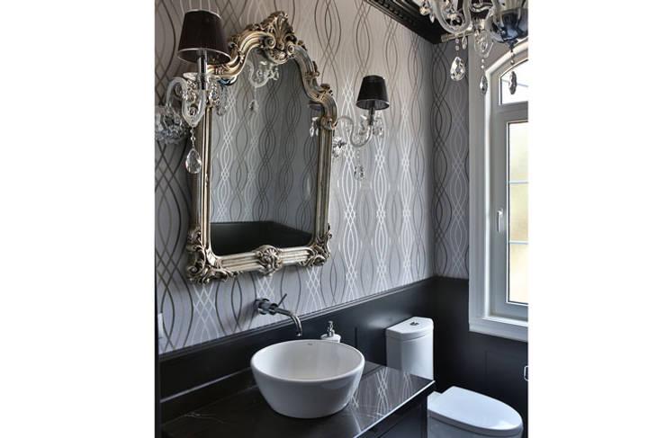 حمام تنفيذ Aykuthall Architectural Interiors