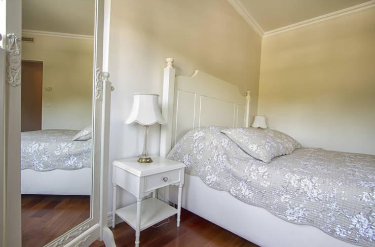 Aykuthall Architectural Interiors – Kemer Country:  tarz Yatak Odası