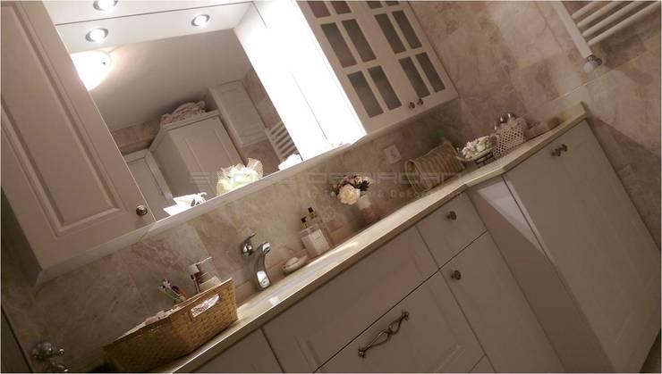 Erdal Demircan İç Tasarım ve Dekorasyon – Erdal Demircan İç Tasarım ve Dekorasyon:  tarz Banyo