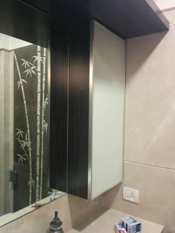 Signature Touch… !: modern Bathroom by Neha Changwani