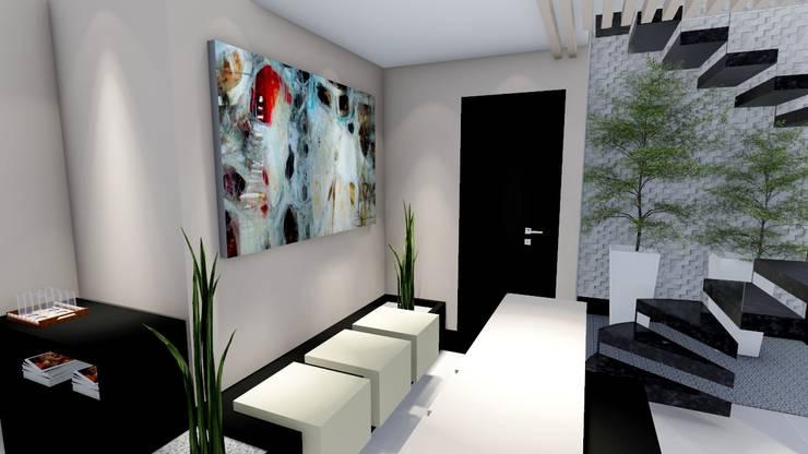 Estudios y oficinas de estilo moderno por Studio²