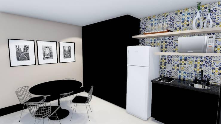 Copa: Cozinhas  por Studio²
