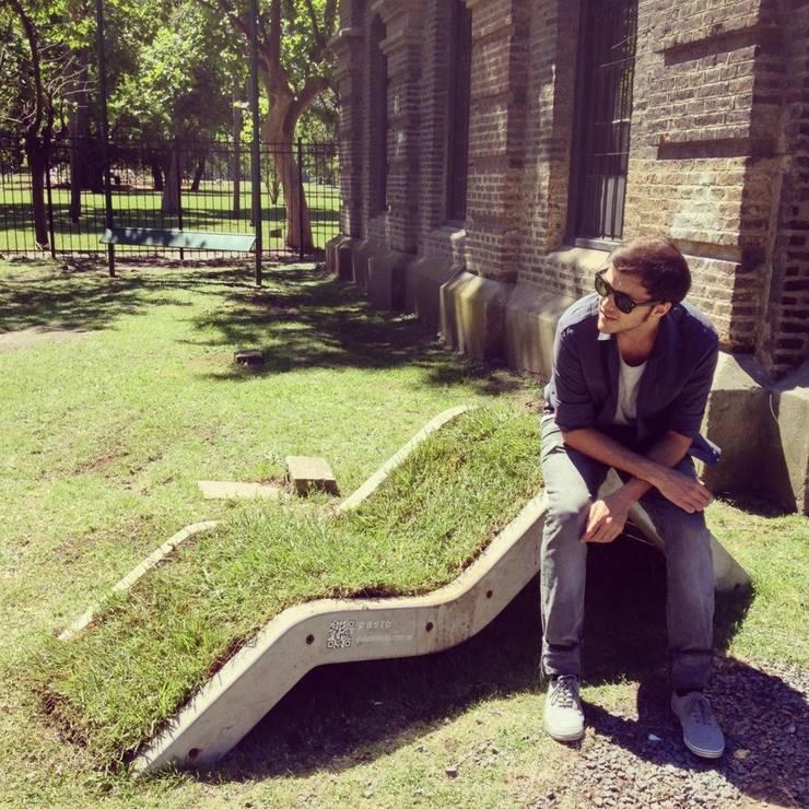 Imagen 5: Jardines de estilo  por Estudio Indo