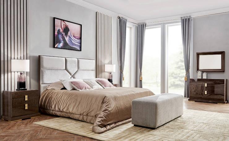 Спальня Forli: Спальни в . Автор – Neopolis Casa