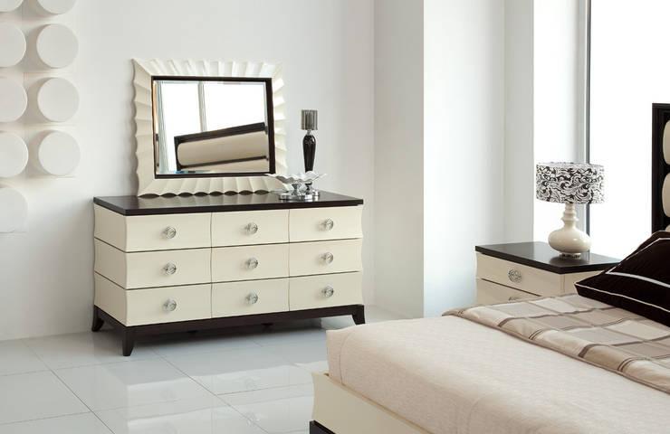 Спальня Prato: Спальни в . Автор – Fratelli Barri