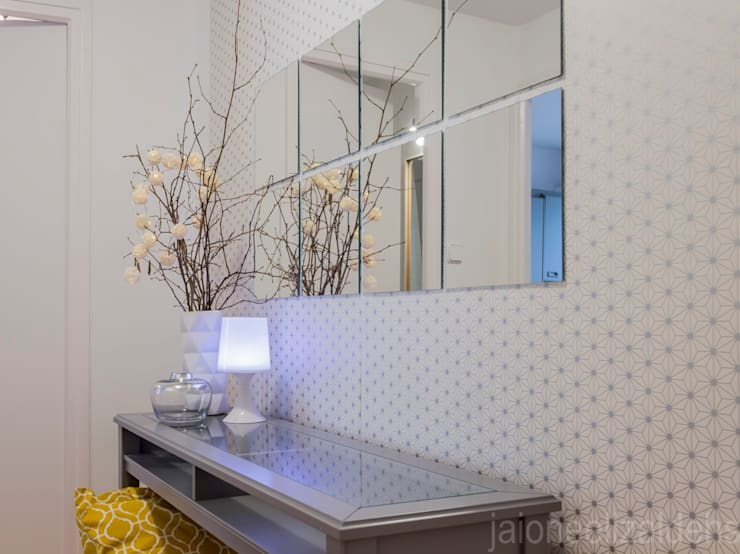 Hogar de estilo  por jaione elizalde estilismo inmobiliario - home staging