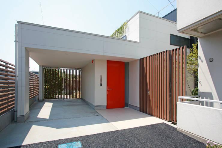 Rumah by 設計事務所アーキプレイス