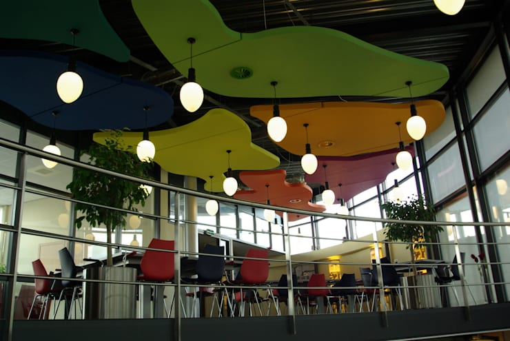 Interieur Wilee Techniek:  Kantoor- & winkelruimten door Dick de Jong Interieurarchitekt
