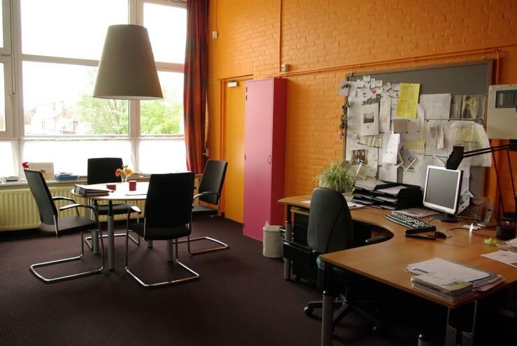 Interieur Basisschool oostvaarder:  Scholen door Dick de Jong Interieurarchitekt