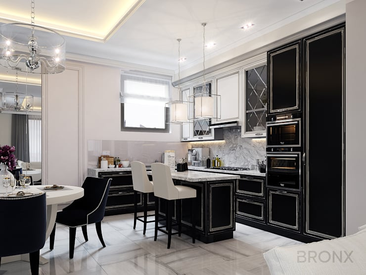 Cocinas de estilo  por Bronx