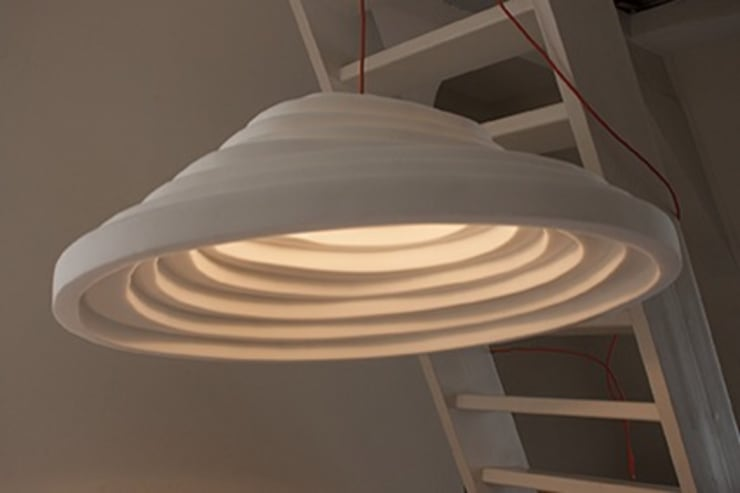 Akoestische lampen:   door Post Acoustics