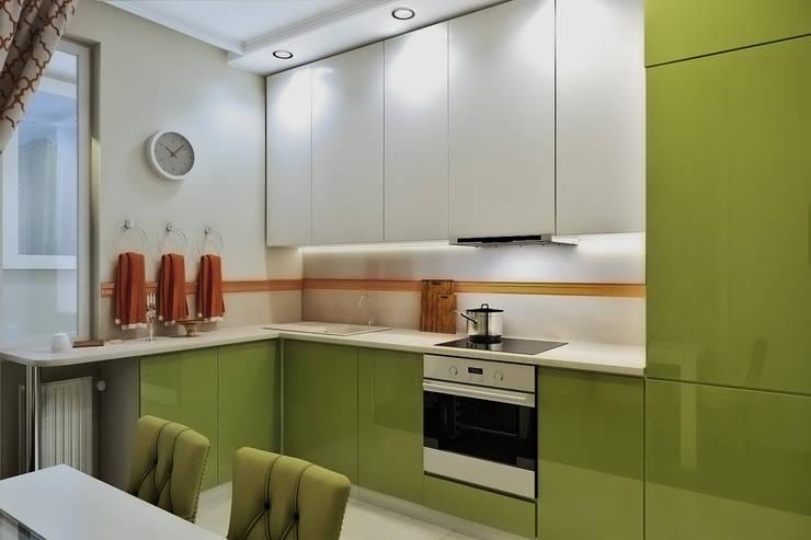Кухня: Кухни в . Автор –  Pure Design