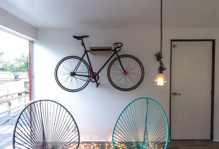 غرفة المعيشة تنفيذ DOSA studio