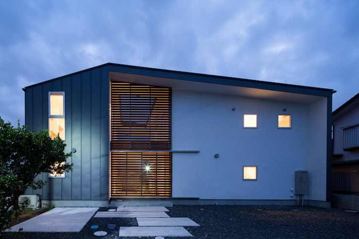 Casas de estilo moderno de Studio R1 Architects Office Moderno