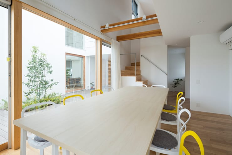 Salas multimídia modernas por Studio R1 Architects Office