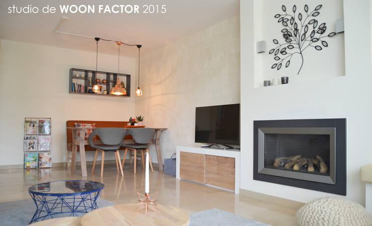 KLEUR & MATERIALEN PLAN:   door Factor-W interieurontwerp