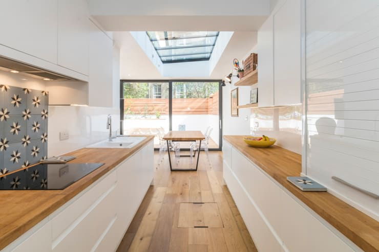 Extension and renovation, Kensington W14: modern Kitchen by TOTUS