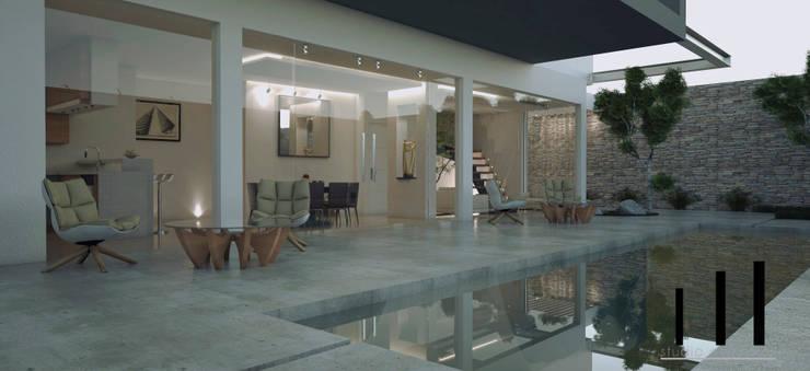 RM1 House de Studio03 Minimalista