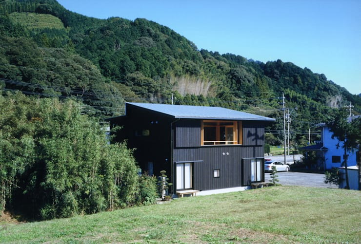 静岡の家 case004: 岩川卓也アトリエが手掛けた家です。