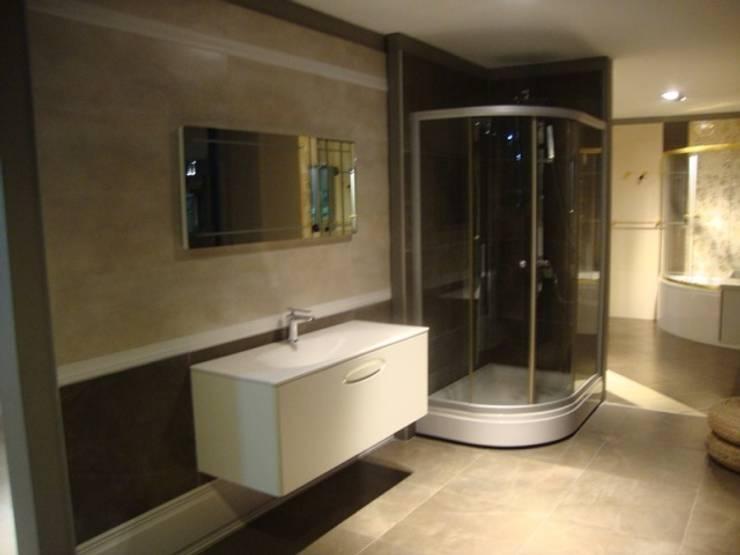 Gri Yapı Dekorasyon – Banyo Dekorasyon Ürünleri: modern tarz , Modern