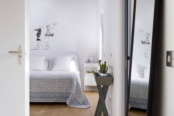 臥室 by Egue y Seta