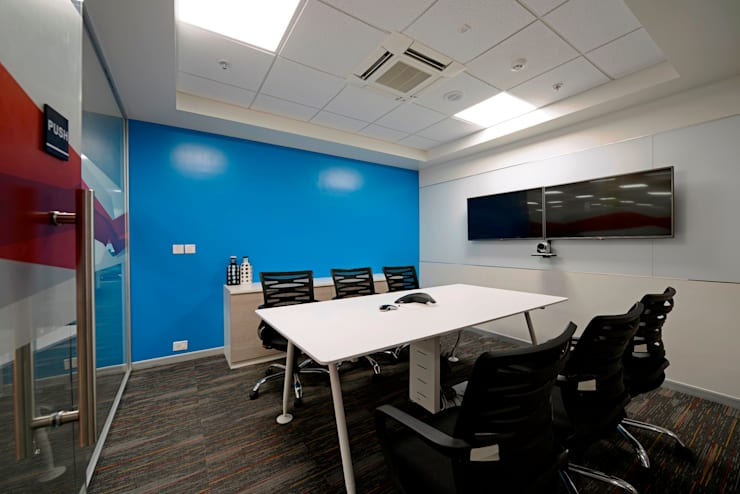 ORTHO CLINICAL DIAGNOSTICS:  Commercial Spaces by BEYOND DESIGN