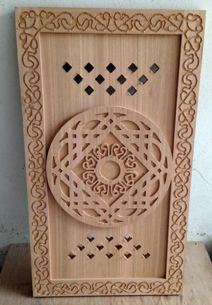 Carpintería Upsylon:  de estilo  por Abad 3d
