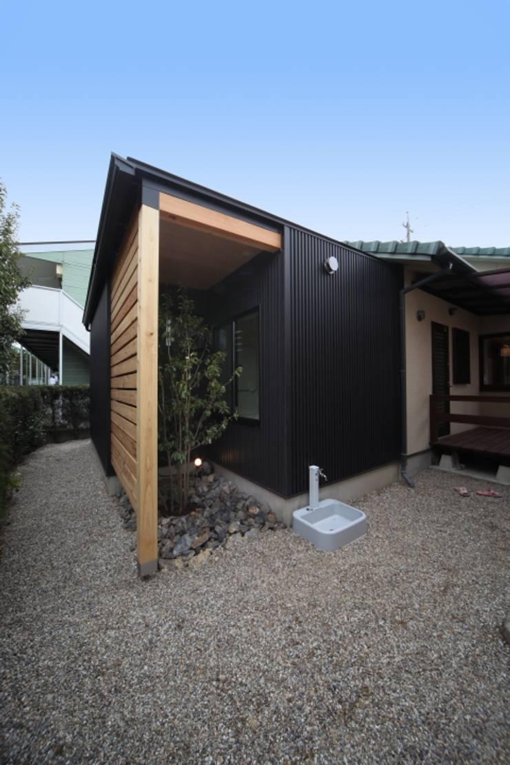 長配の家: 加門建築設計室が手掛けた家です。