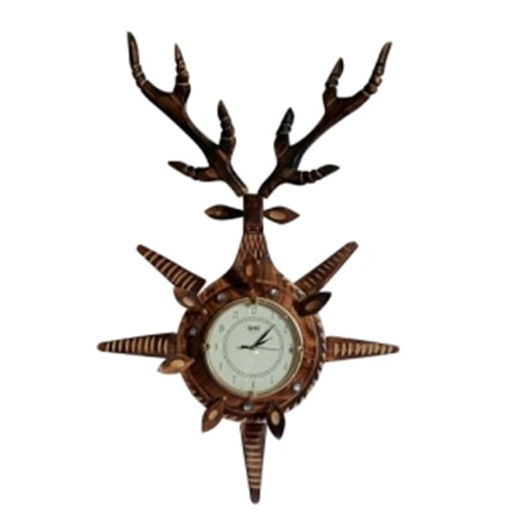 Wall Clock:  Interior landscaping by Alyth Creations