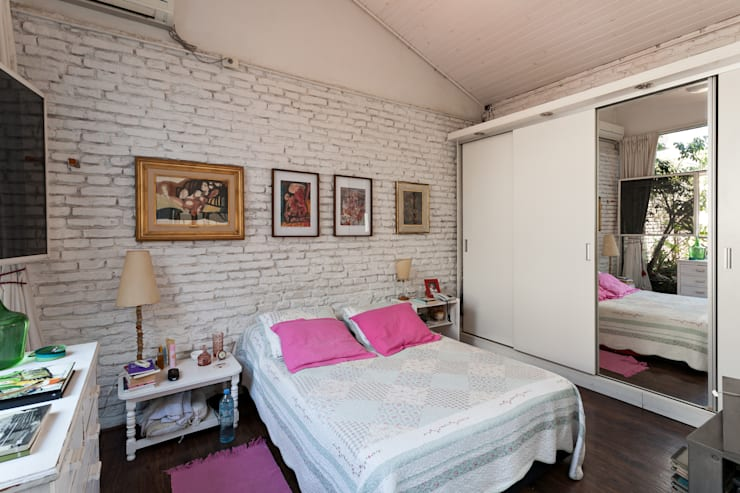 Bedroom by Pop Arq