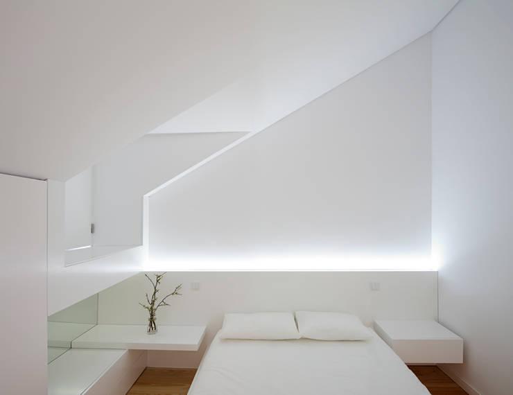 Ricardo Caetano de Freitas | arquitecto의  침실