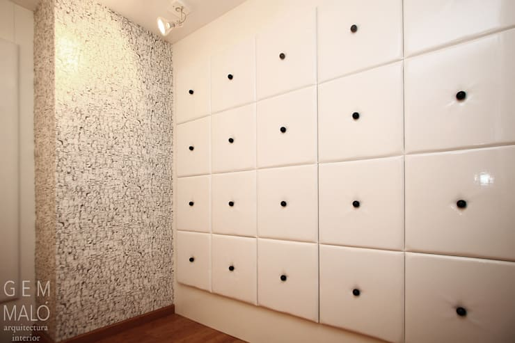 Dressing room by Gemmalo arquitectura interior