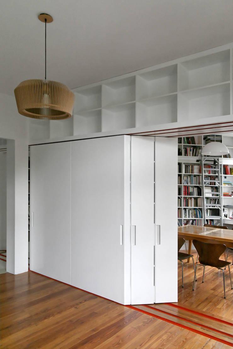 Bereterbide: Estudios y oficinas de estilo  por Pop Arq