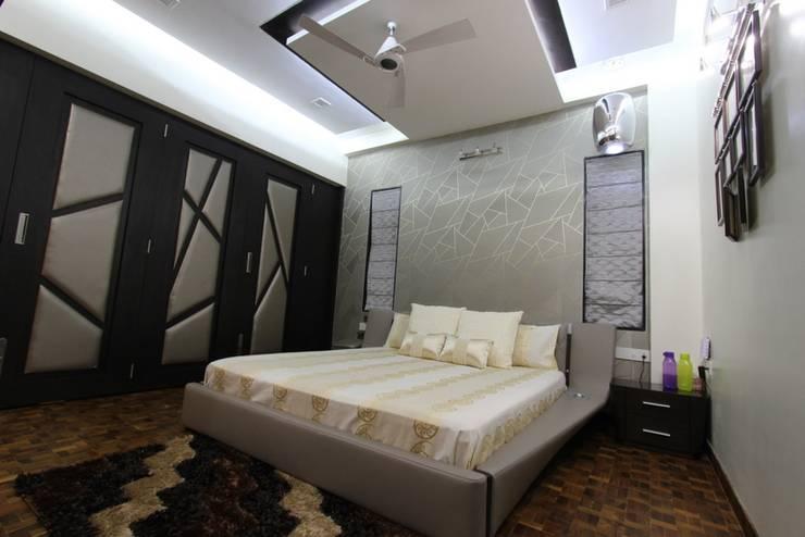 Bedroom:  Bedroom by Mind Studio