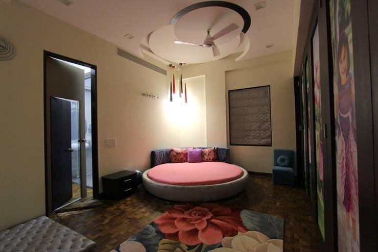 Kids room:  Bedroom by Mind Studio