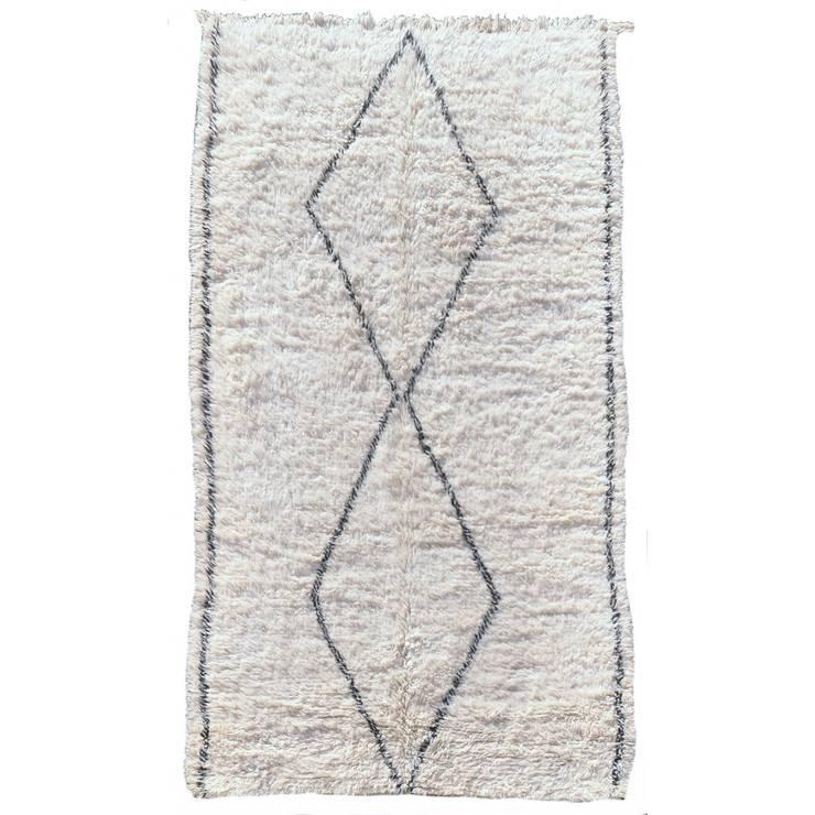 Beni Ourain Teppich 320 X 188 Cm Von Art Oriental Teppiche Mobel
