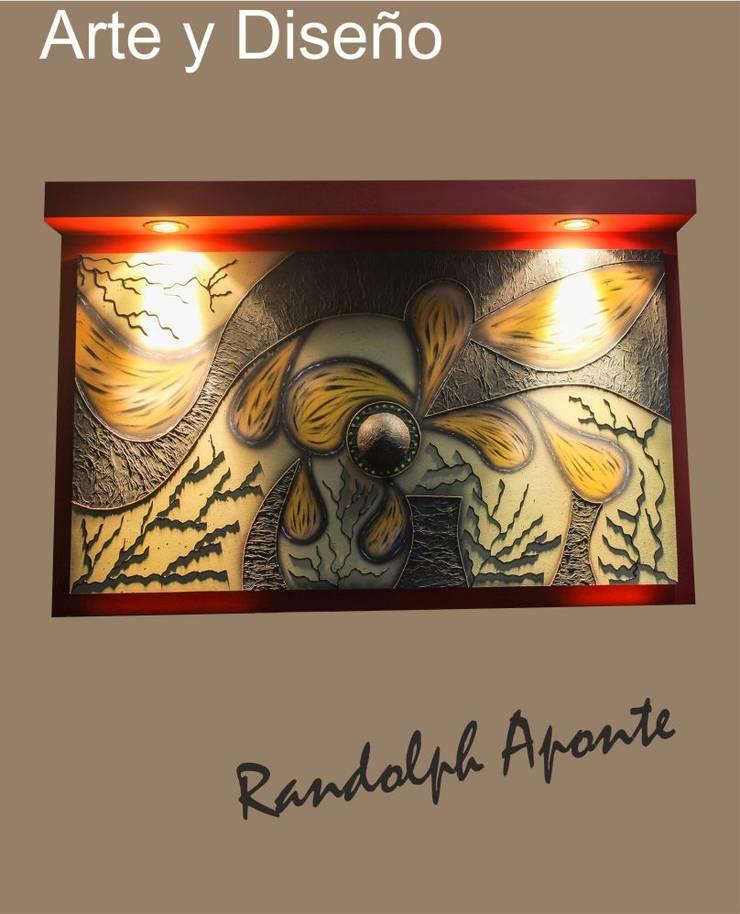 Firmamento: Arte de estilo  por Randolph Aponte